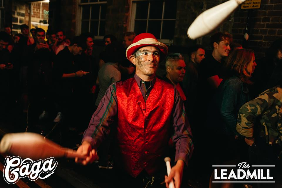 juggling nightclub leadmill sheffield entertainment event