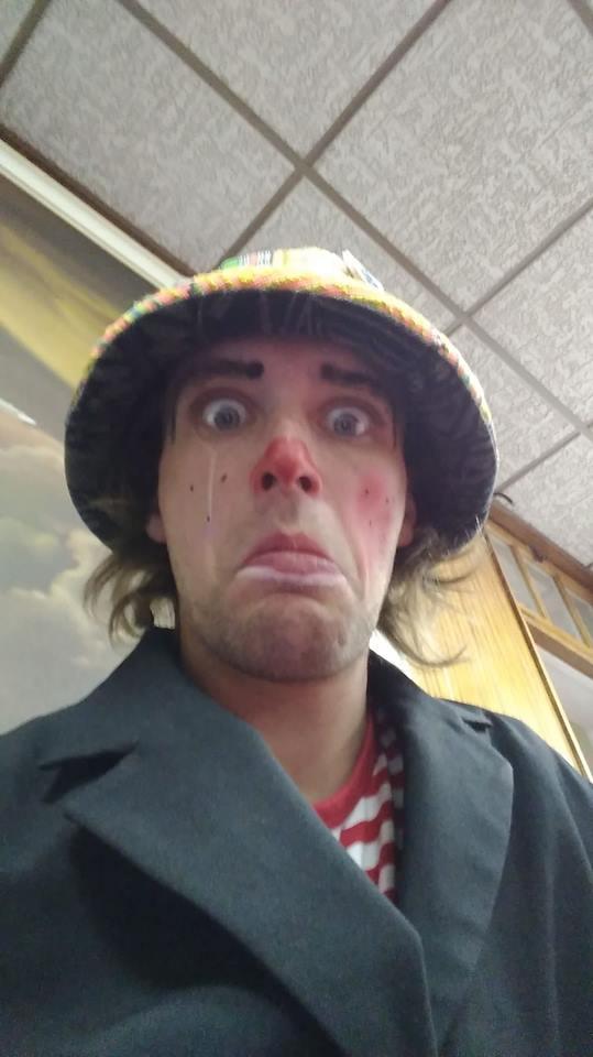 Andy Clown Magic Circus Wunderbar Workshops