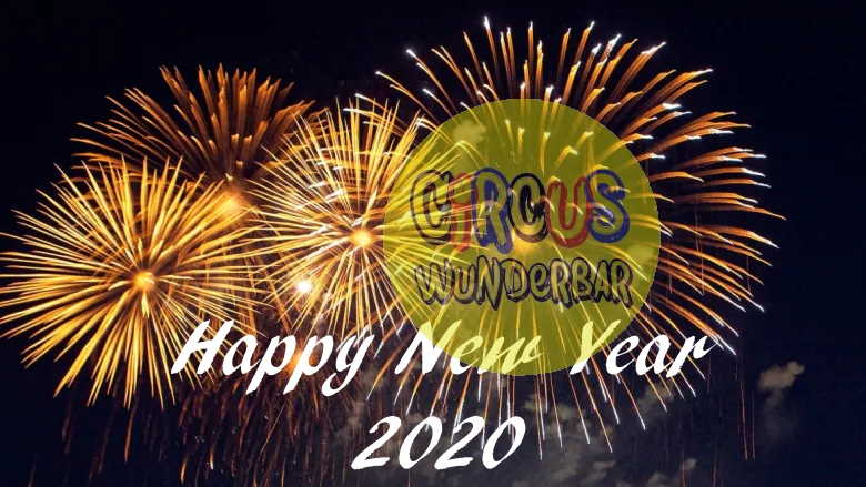 Circus Wunderbar Happy New Year Circus Workshops Fire show Nottingham 2020