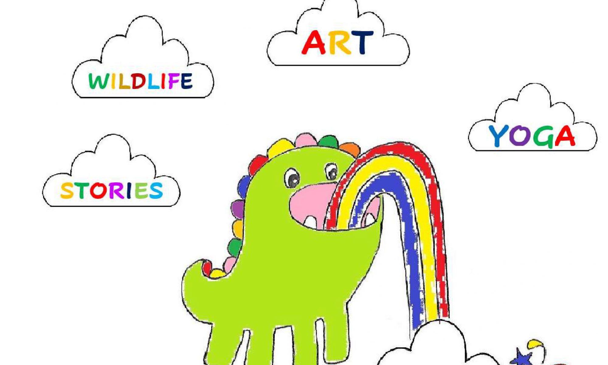 rainbow hospice online event