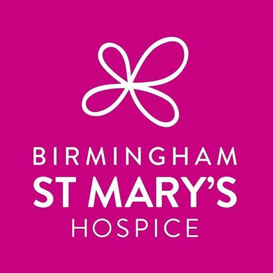 Logo St Marys Hospice Birmingham